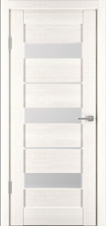 Двери межкомнатные Горизонталь-4 Бьянко