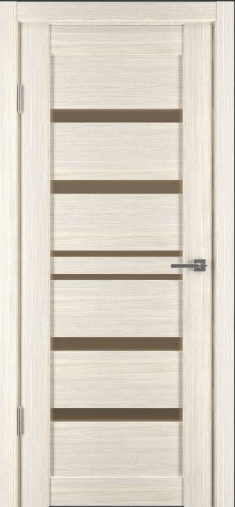 Межкомнатная дверь Исток Горизонталь-11 Капучино