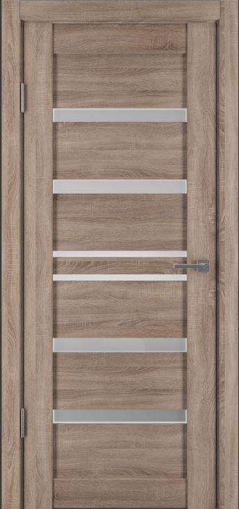 Межкомнатные двери Исток Горизонталь-11 Спил седой