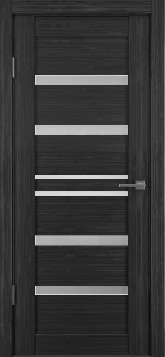 Межкомнатная дверь Исток Горизонталь-11 Венге мелинга