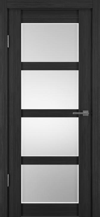 Межкомнатная дверь Исток Горизонталь-12 Венге мелинга