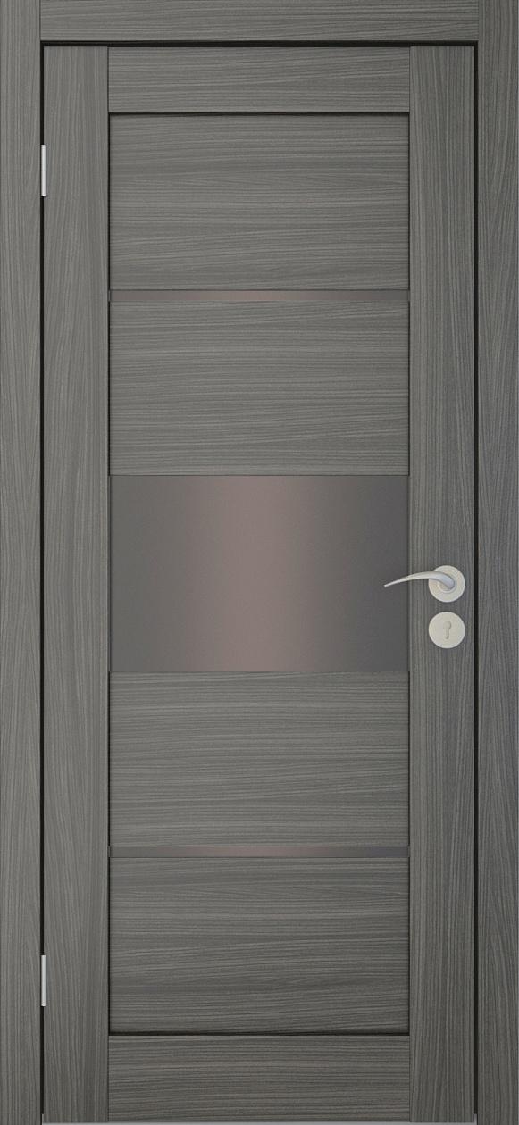 Межкомнатная дверь Исток Горизонталь-3 Дуб неаполь