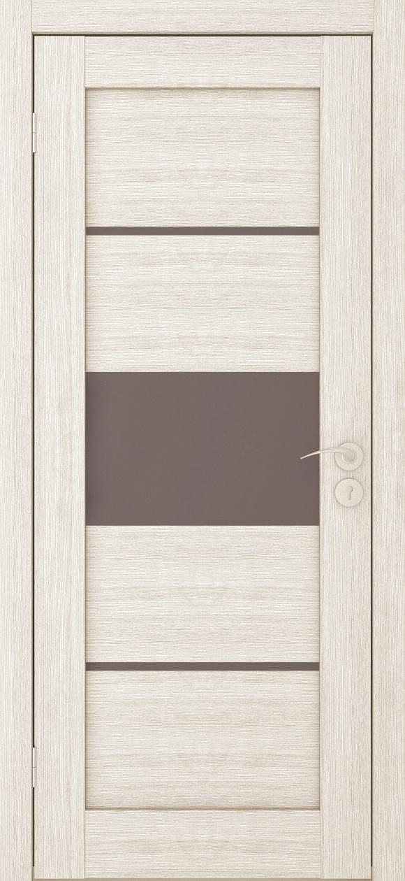 Межкомнатная дверь Исток Горизонталь-3 Капучино