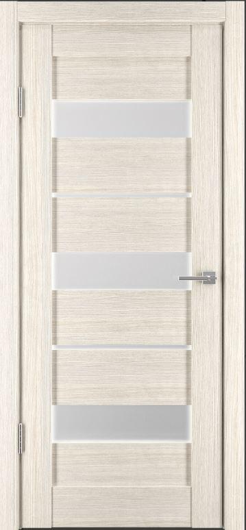 Межкомнатная дверь Исток Горизонталь-4 Капучино