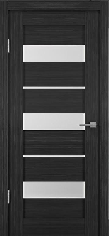 Межкомнатная дверь Исток Горизонталь-4 Венге мелинга