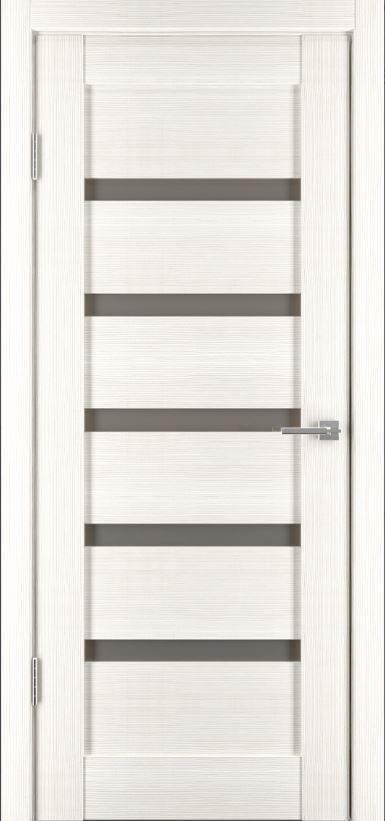 Межкомнатная дверь Исток Горизонталь-5 Бьянко