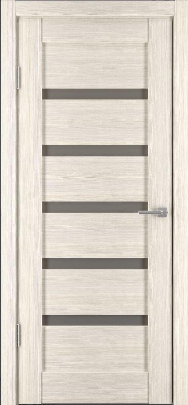 Межкомнатная дверь Исток Горизонталь-5 Капучино