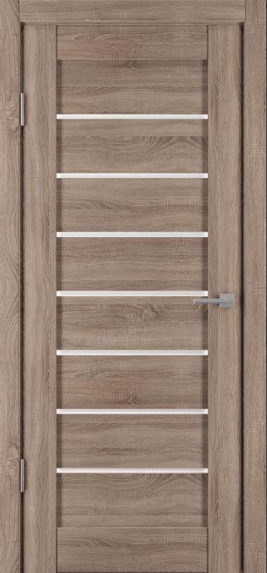 Межкомнатная дверь Исток Горизонталь-6 Спил седой