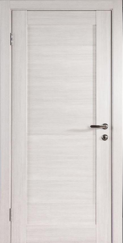 Межкомнатная дверь Исток Горизонталь-8 Бьянко