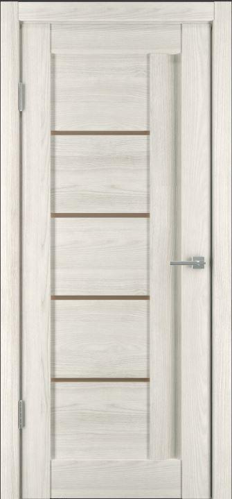 Межкомнатные двери Исток Микс-1 Дуб снежный бронза