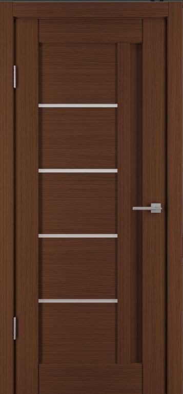 Межкомнатные двери Исток Микс-1 Каштан мелинга