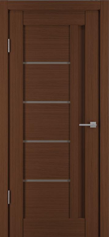 Межкомнатные двери Исток Микс-1 Каштан мелинга бронза