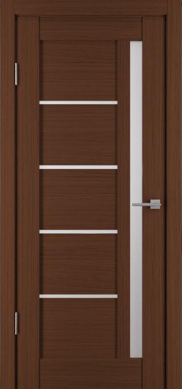 Межкомнатные двери Исток Микс-2 Каштан мелинга