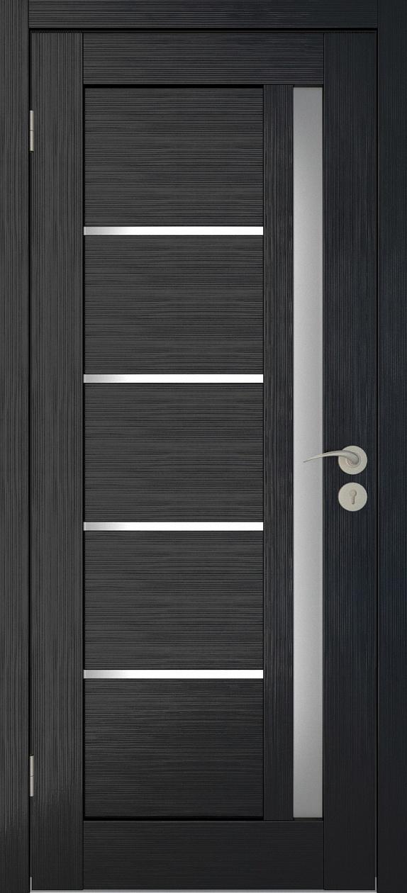 Межкомнатные двери Исток Микс-2 Венге мелинга