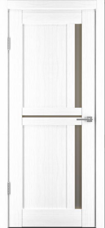 Межкомнатные двери Исток Микс-3 Ясень белый бронза