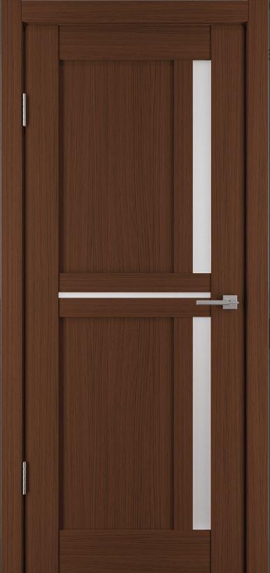 Межкомнатные двери Исток Микс-3 Каштан мелинга