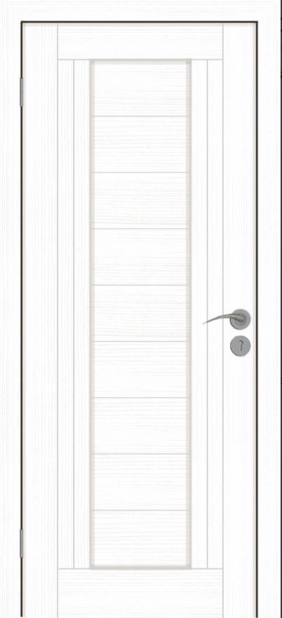 Межкомнатные двери Исток Микс-5 Ясень белый