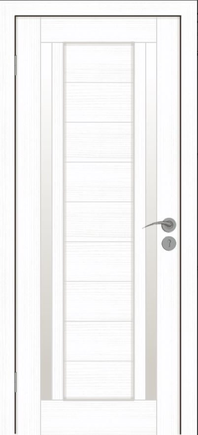 Межкомнатные двери Исток Микс-6 Ясень белый