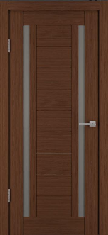 Межкомнатные двери Исток Микс-6 Каштан мелинга бронза