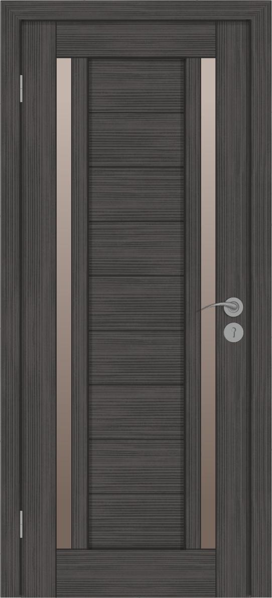 Межкомнатные двери Исток Микс-6 Венге мелинга