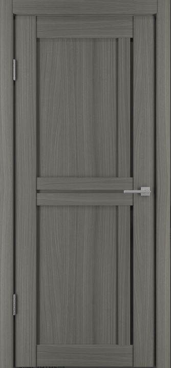 Межкомнатные двери Исток Микс-7 Дуб неаполь бронза