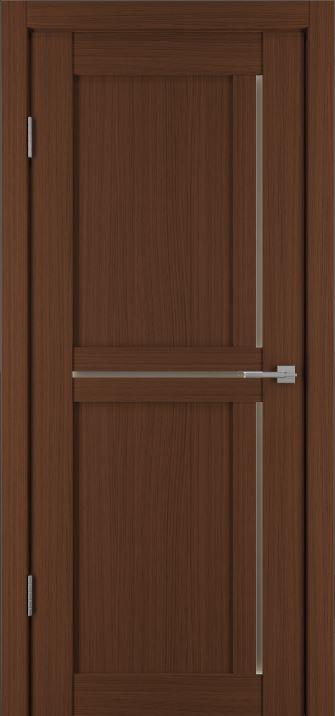 Межкомнатные двери Исток Микс-7 Каштан мелинга бронза