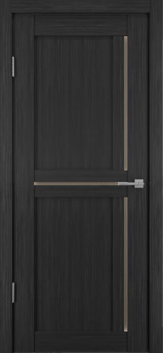 Межкомнатные двери Исток Микс-7 Венге мелинга бронза