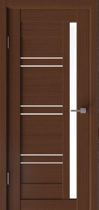 Межкомнатные двери Исток Микс-8 Каштан мелинга