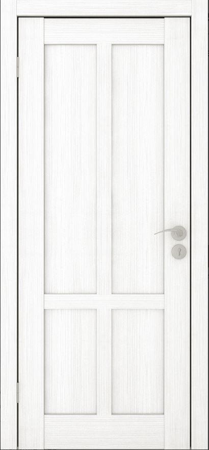 Межкомнатные двери Исток Палермо-1 Ясень белы