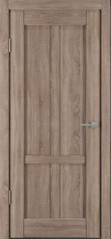 Межкомнатные двери Исток Палермо-1 Спил седой