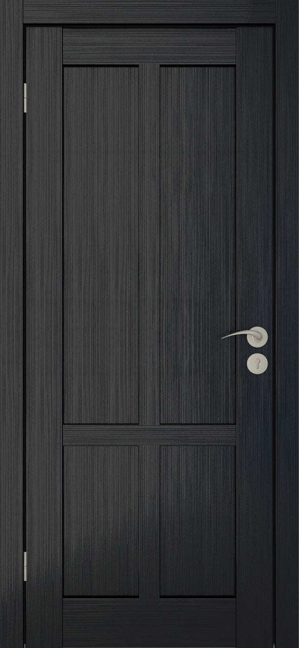 Межкомнатные двери Исток Палермо-1 Венге мелинга