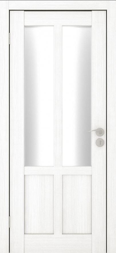Межкомнатные двери Исток Палермо-2 Ясень белый