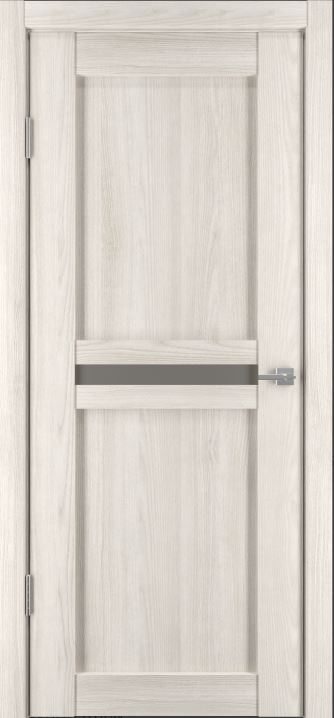 Межкомнатные двери Исток Паола-1 Дуб снежный бронза