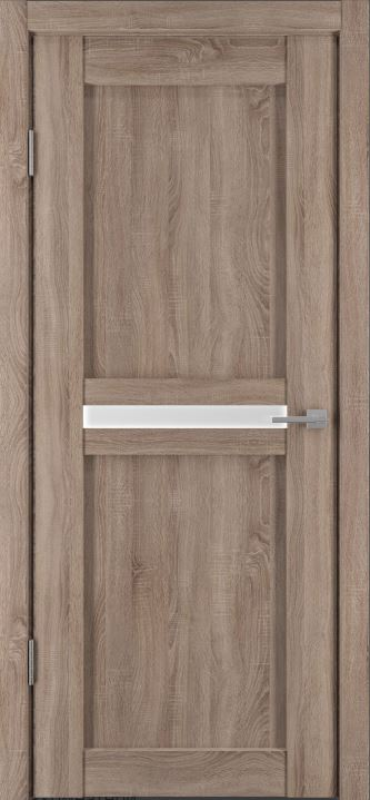 Межкомнатные двери Исток Паола-1 Спил седой