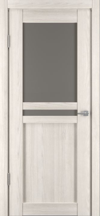 Межкомнатные двери Исток Паола-2 Дуб снежный бронза