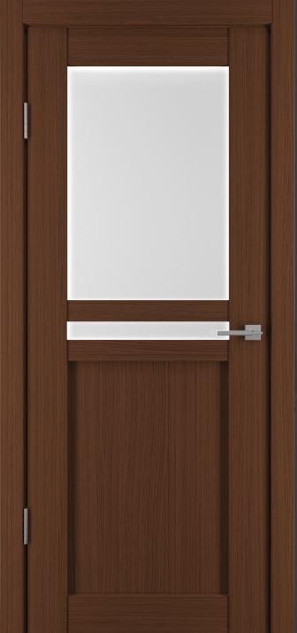 Межкомнатные двери Исток Паола-2 Каштан мелинга