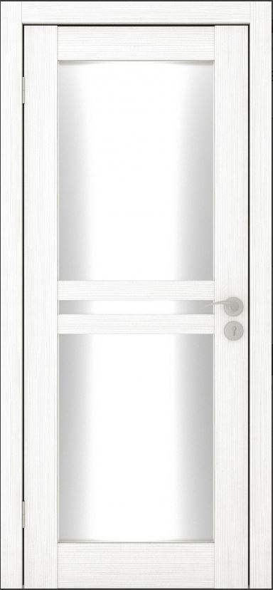 Межкомнатные двери Исток Паола-3 Ясень белый