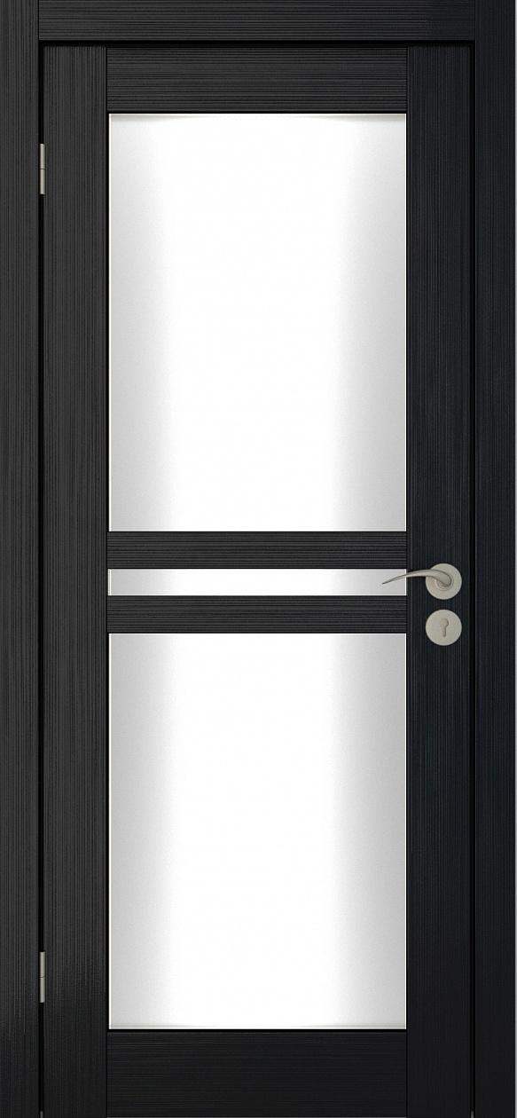 Межкомнатные двери Исток Паола-3 Венге мелинга