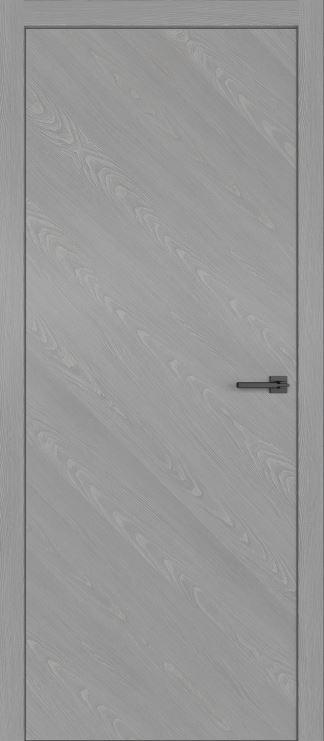 Межкомнатные двери из шпона дуба Симпл 50 Аргенто