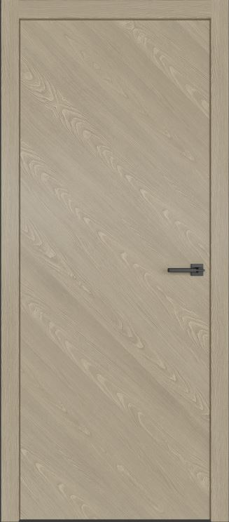 Межкомнатные двери из натурального шпона дуба Симпл 50 Блонде