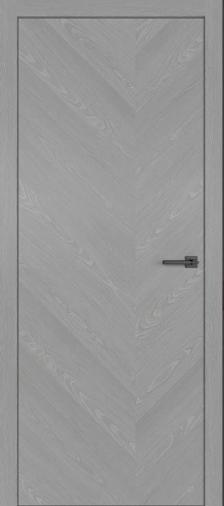 Межкомнатные двери из шпона дуба Симпл 57Аргенто