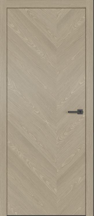 двери из натурального шпона дуба Симпл 57 Блонде