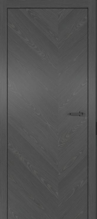 двери из натурального шпона дуба Симпл 57 Клауд