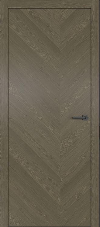 Межкомнатные двери из натурального шпона дуба Симпл 57 Саббиа