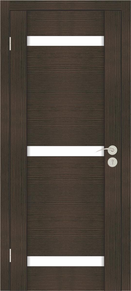 Межкомнатные двери Исток Силь-2 Венге мелинга