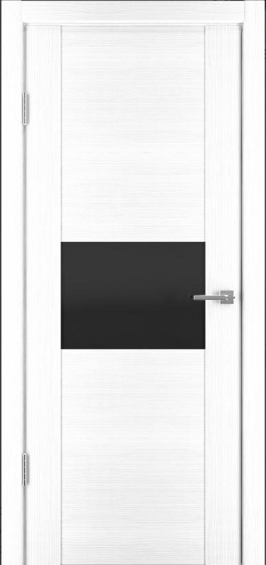 Межкомнатные двери Исток Стиль-3 Ясень белый бронза