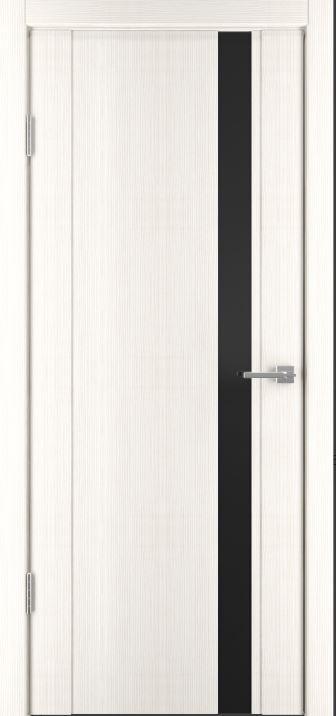 Межкомнатные двери Исток Стиль-5 Бьянко черное