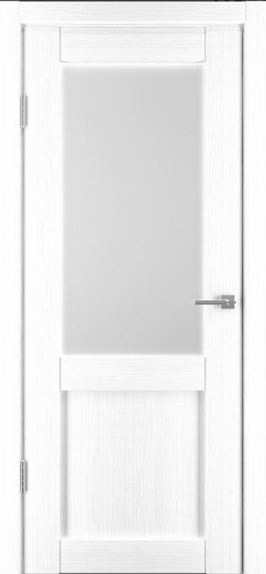 Межкомнатные двери Исток Вега-2 Ясень белый