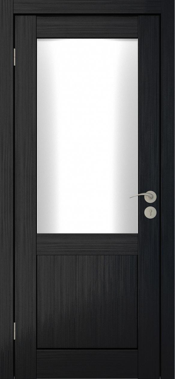Межкомнатные двери Исток Вега-2 Венге мелинга