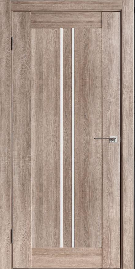Межкомнатные двери Исток Вертикаль-1 Спил седой